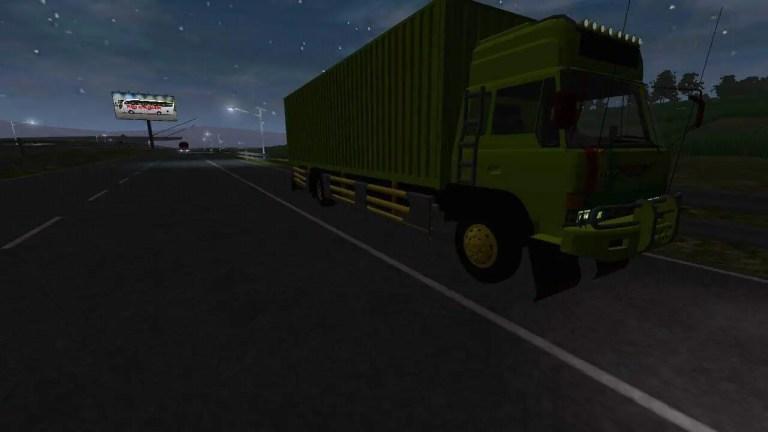 Update Hino Ranger Truck Mod for Bus Simulator Indonesia