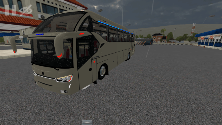 SR2 ECE R66 Reaching Edition for Bus Simulator Indonesia
