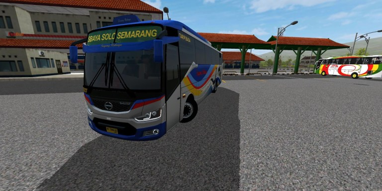 Update Discovery 3 Vehicle Mod for Bus Simulator Indonesia