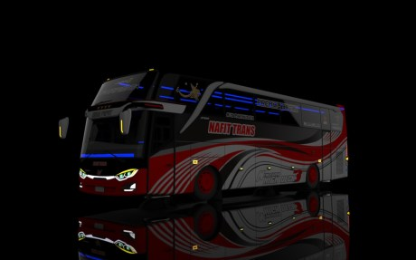 JB3 + SHD Bus Mod for BUSSID - SGCArena