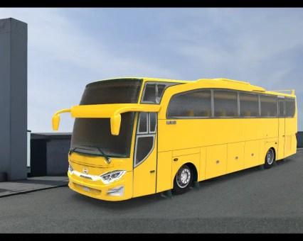 JBHD Bus Mod for BUSSID IMG_01 - SGCArena