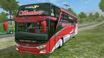 JETBUS3+ UPDATE MERCEDES-BENZ Mod FACE LAMA