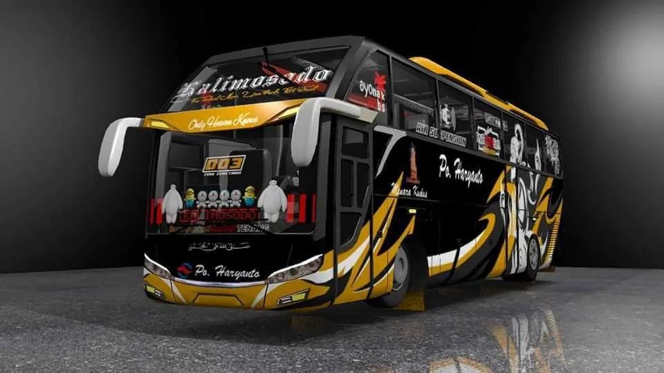 Download JETLINER SHD Bus Mod for Bus Simulator Indonesia, JETLINER SHD, AZUMODS, Bus Simulator Indonesia Mod, BUSSID mod, Jetliner SHD, JETLINER SHD Mod, JETLINER SHD Mod for BUSSID, Mod BUSSID, Mod for BUSSID, SGCArena, Vehicle Mod