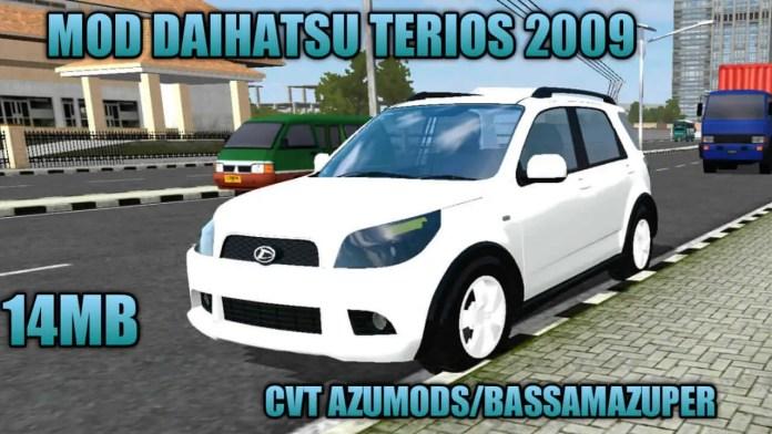 TERIOS 2009 TERIOS 2009 Car mod for bussid car mod