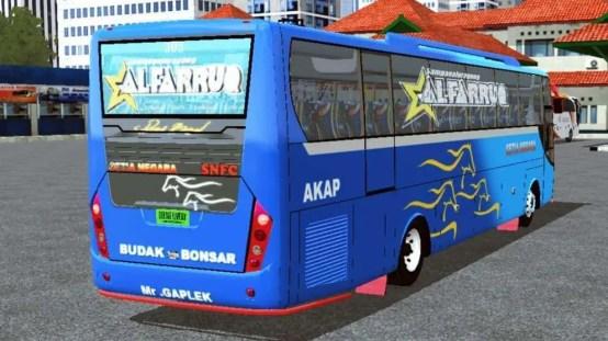 NUCLEUS Bus Mod for BUSSID - SGCArena