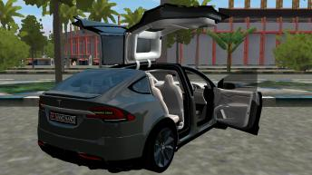 TESLA MODEL X Car Mod for BUSSID IMG_02 - SGCArena
