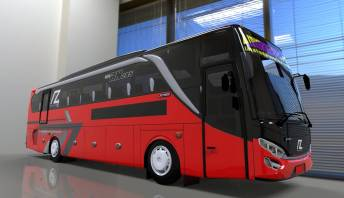 Update New Setra JB2+ Mod for BUSSID - SGCArena
