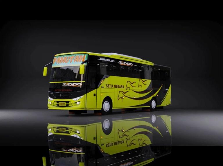 TENTREM MAX Bus Mod for Bus Simulator Indonesia