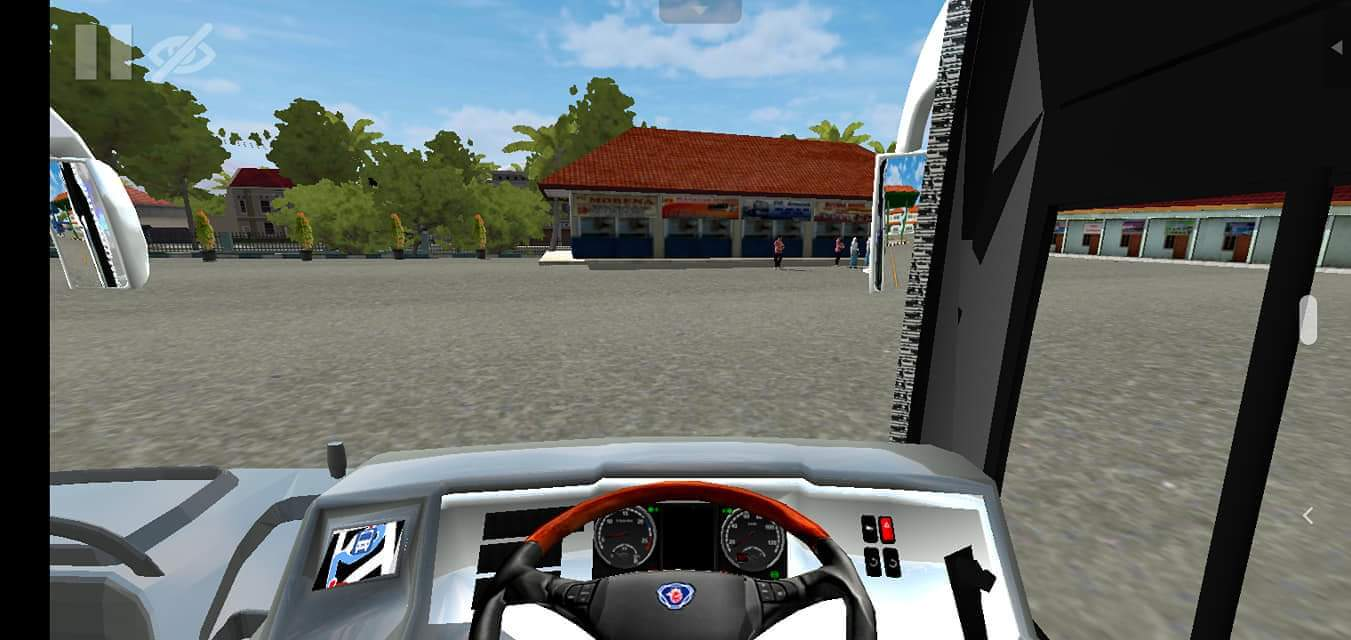 Indian Scania Metrolink Bus Mod - SGCArena