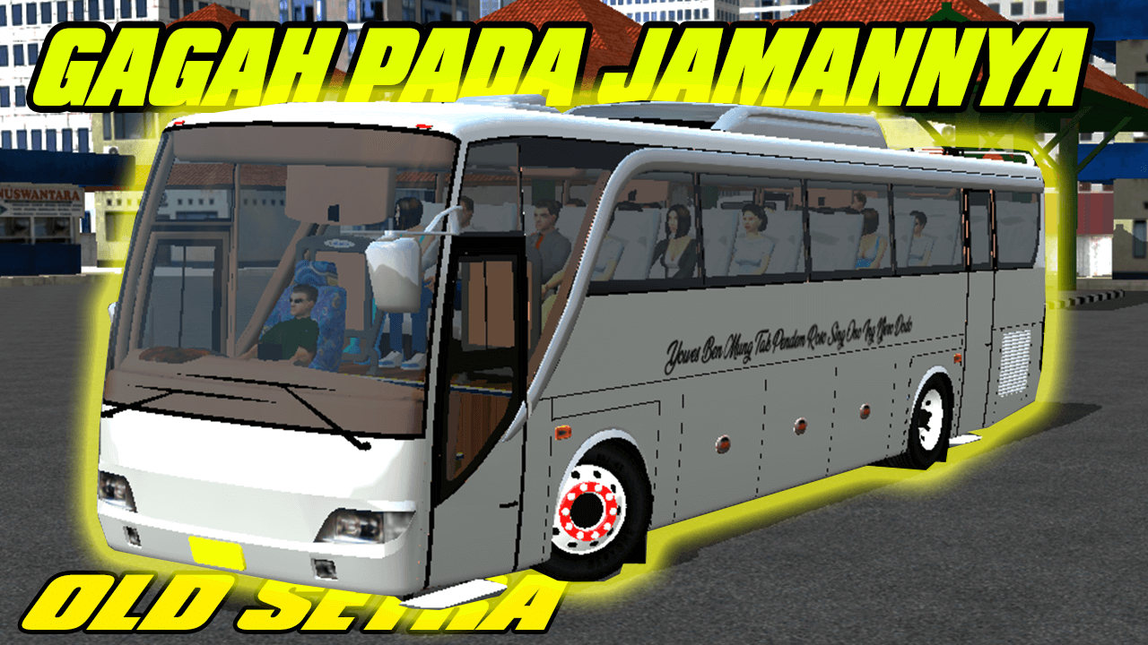 Download New Old Setra Bus Mod for Bud Simulator Indonesia, New Old Setra, ALDOVADEWA, Bus Mod, BUSSID New Upadate, Mod BUSSID, Mod for BUSSID, Old Setra, Old Setra Bus Mod, Old Setra Mod for BUSSID, SGCArena, Vehicle Mod