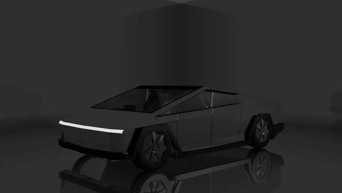 Tesla Cybertruck Mod - SGCArena