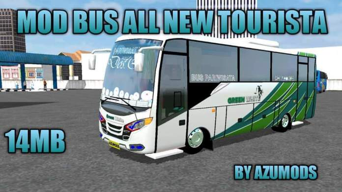 Tourist Bus Mod for BUSSID - SGCArena