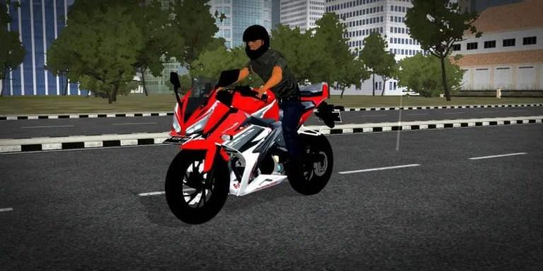 CBR 150R Bike Mod for Bus Simulator Indonesia