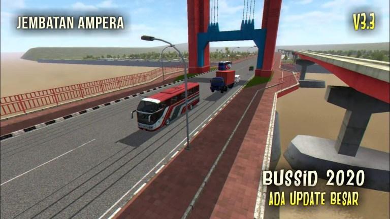 BUSSID V3.3 Update Info