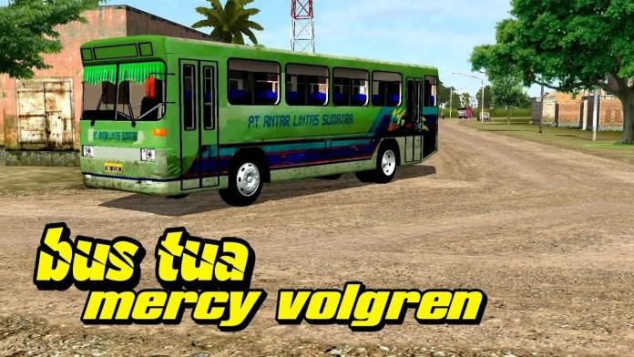 Mercy Volgren, Mercy Volgren Mod, Mercy Volgren Mod BUSSID, Mod Mercy Volgren, Mod BUSSID Mercy Volgren, BUSSID Bus Mod Mercy Volgren, BUSSID Mod, SGCArena