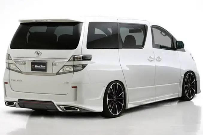 Toyota Vellfire V2 Car Mod For Bus Simulator Indonesia Sgcarena