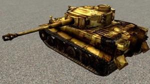 Download Tank Tiger Mod for Bus Simulator Indonesia, Tank Tiger, BUSSID mod, BUSSID Tank Mod, Ghoni RK, Mod BUSSID