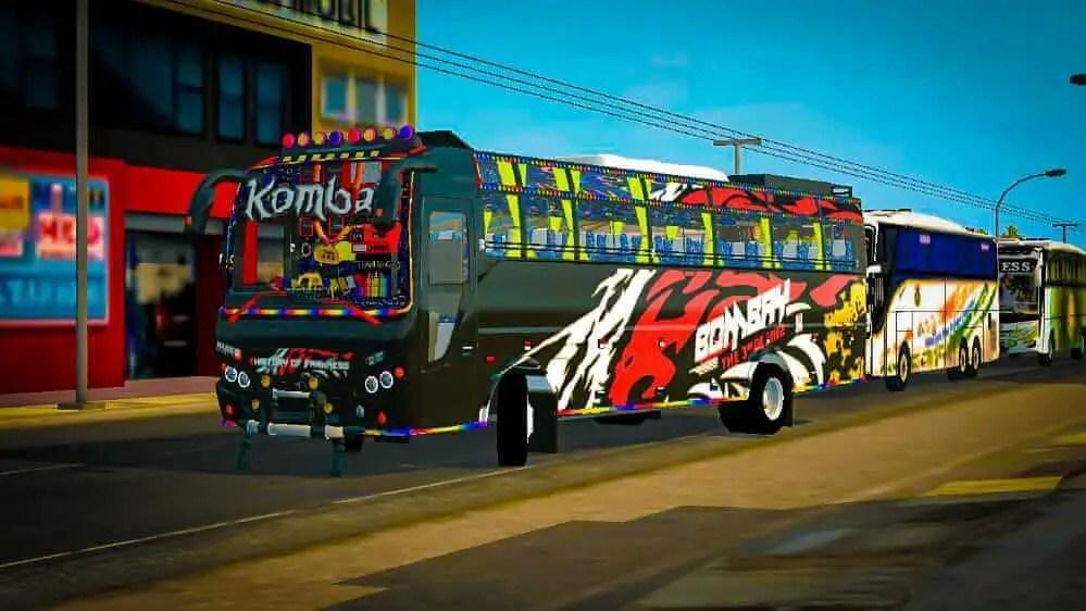 Zedone Bus Mod BUSSID, Mod Zedone BUSSID, BUSSID Bus Mod, Bus Mod Zedone BUSSID