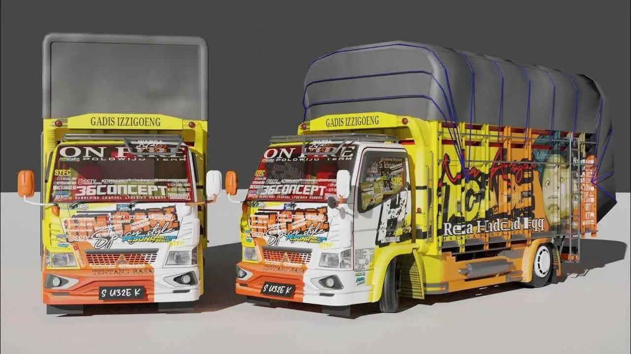 Kekurangan Truck Cabe Spesifikasi