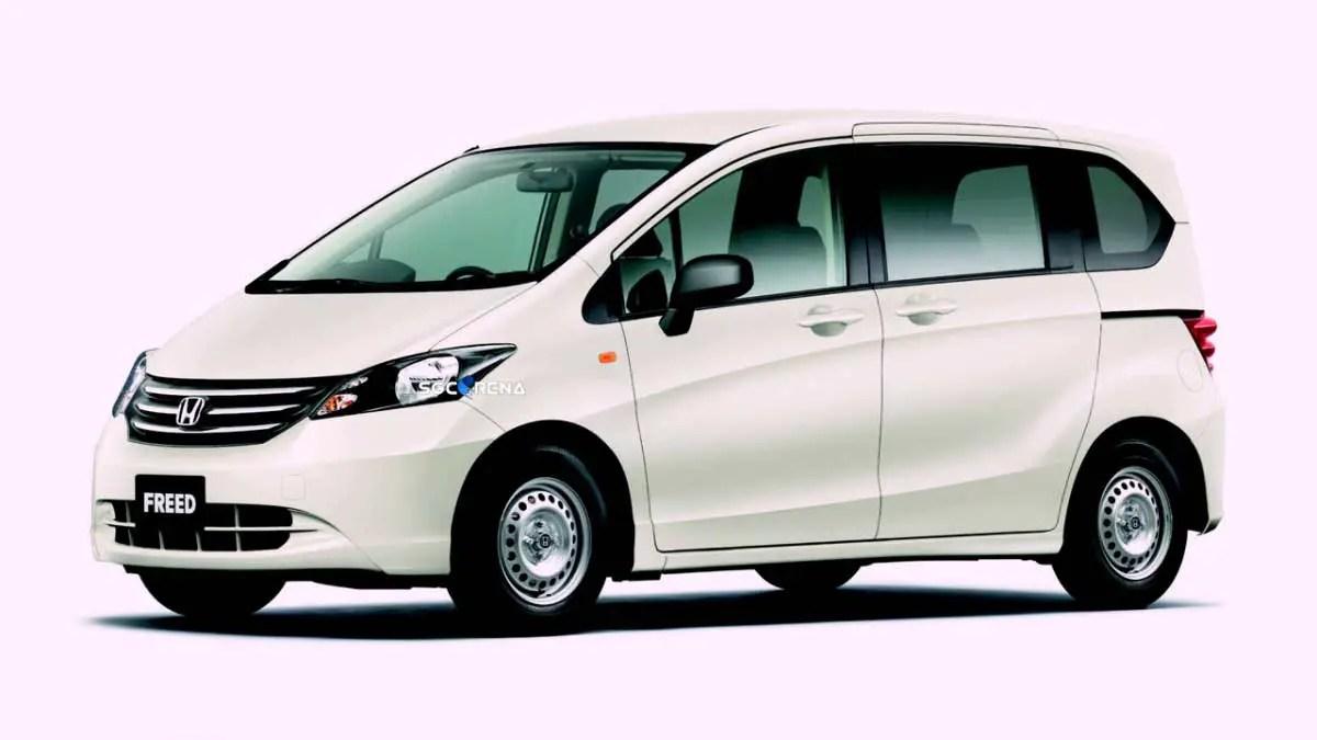 Download Honda Freed 2014 Car Mod, Honda Freed 2014 Car MOd BUSSID, Mod BUSSID Honda Freed 2014, BUSSID Car Mod