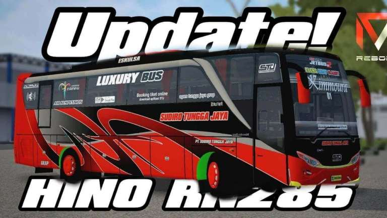 Update Setra Jetbus 2+ HD Bus Mod for BUSSID