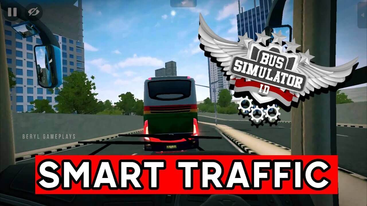Download BUSSID V3.5: Smart Traffic, , BUSSID