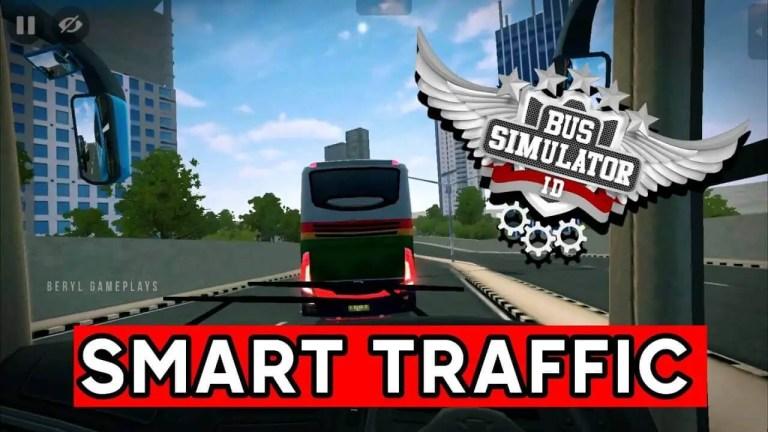 BUSSID V3.5: Smart Traffic