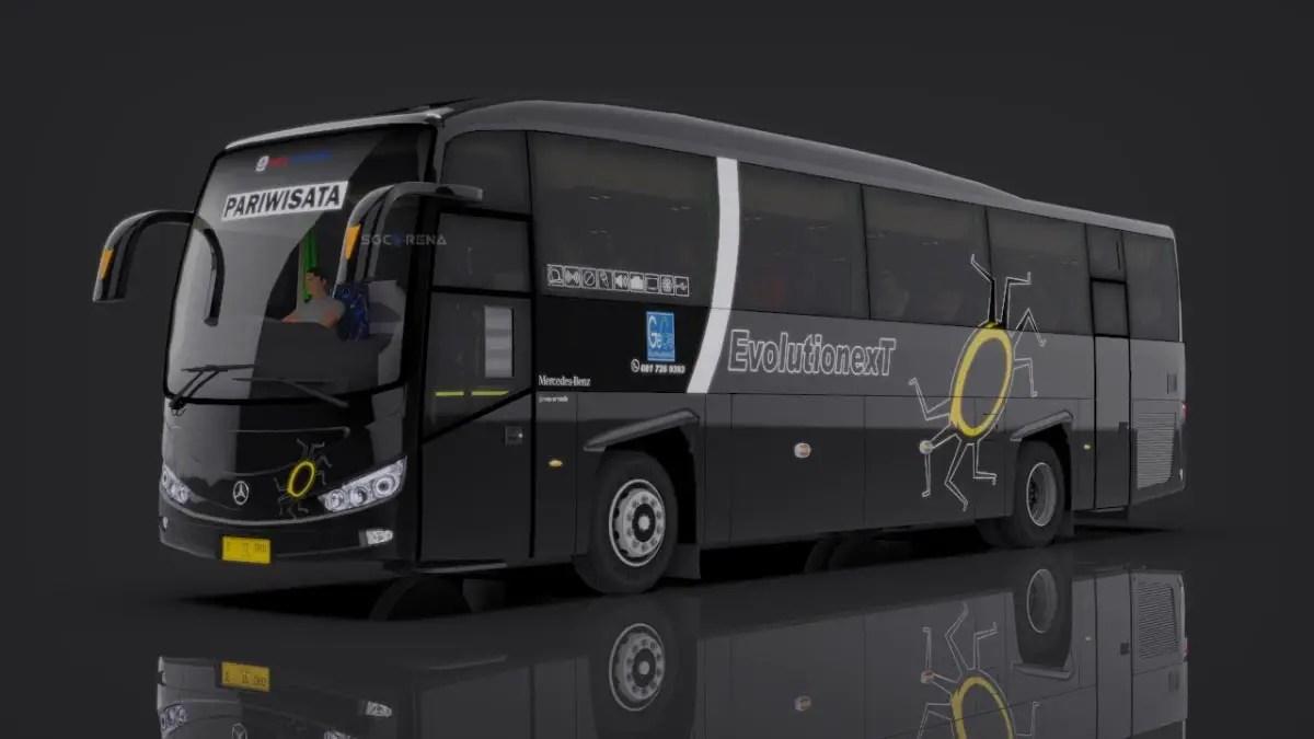 Download EvonexT Gen 2 Bus Mod for BUSSID, EvonexT Gen 2, BUSSID Bus Mod, BUSSID Vehicle Mod, Unity Mods, WSPMods