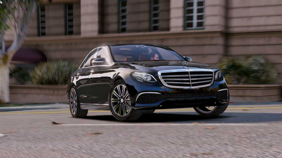 Download Mercedes Benz E Class Luxury Car Mod for BUSSID, Mercedes Benz E Class Luxury Car Mod, BUSSID Car Mod, BUSSID Vehicle Mod, Luxury Car Mod, MAH Channel, Mercedes Benz