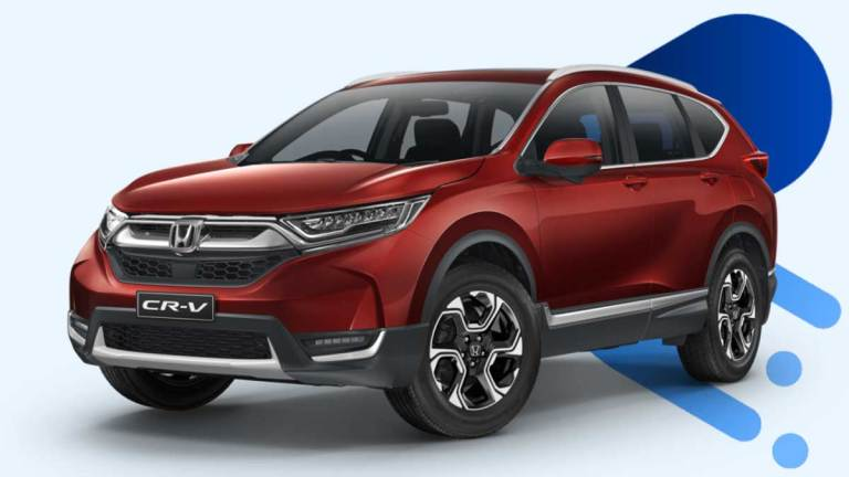 Update 2020 Honda CR-V Prestige Car Mod for BUSSID
