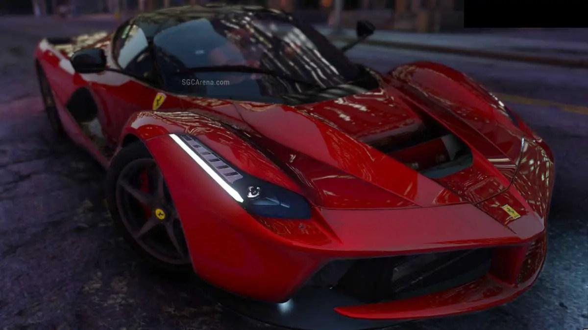 Download 2015 Ferrari LaFerrari Supercar Mod for BUSSID, 2015 Ferrari LaFerrari Supercar Mod, BUSSID Car Mod, BUSSID Vehicle Mod, Ferrari, MAH Channel, Super Car Mod