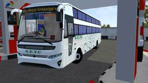 Download Setc Vega Non Ac Sleeper cum Seater Bus Mod V1, Setc Vega Non Ac Sleeper cum Seater Bus Mod V1, BUSSID Bus Mod, BUSSID Vehicle Mod, IBS Gaming, Indian Bus Mod BUSSID