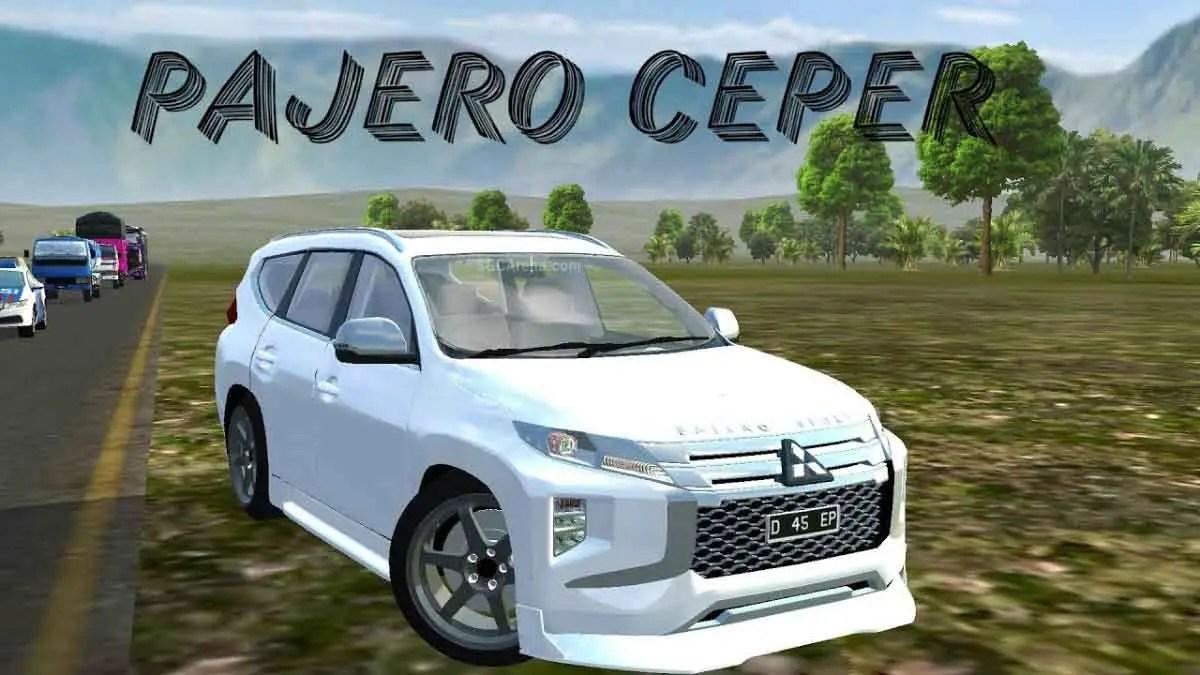 Download Mitsubishi Pajero Ceper V3 Car Mod BUSSID, Mitsubishi Pajero Ceper V3 Car Mod BUSSID, BUSSID Car Mod, BUSSID Vehicle Mod, Dasep Pratama, Mitsubishi