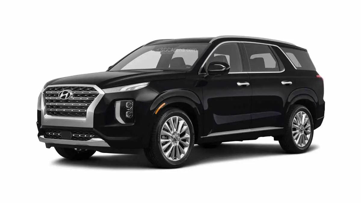 Download 2021 Hyundai Palisade Car Mod BUSSID, 2021 Hyundai Palisade Car Mod, BUSSID Car Mod, BUSSID Vehicle Mod, Hyundai, MAH Channel