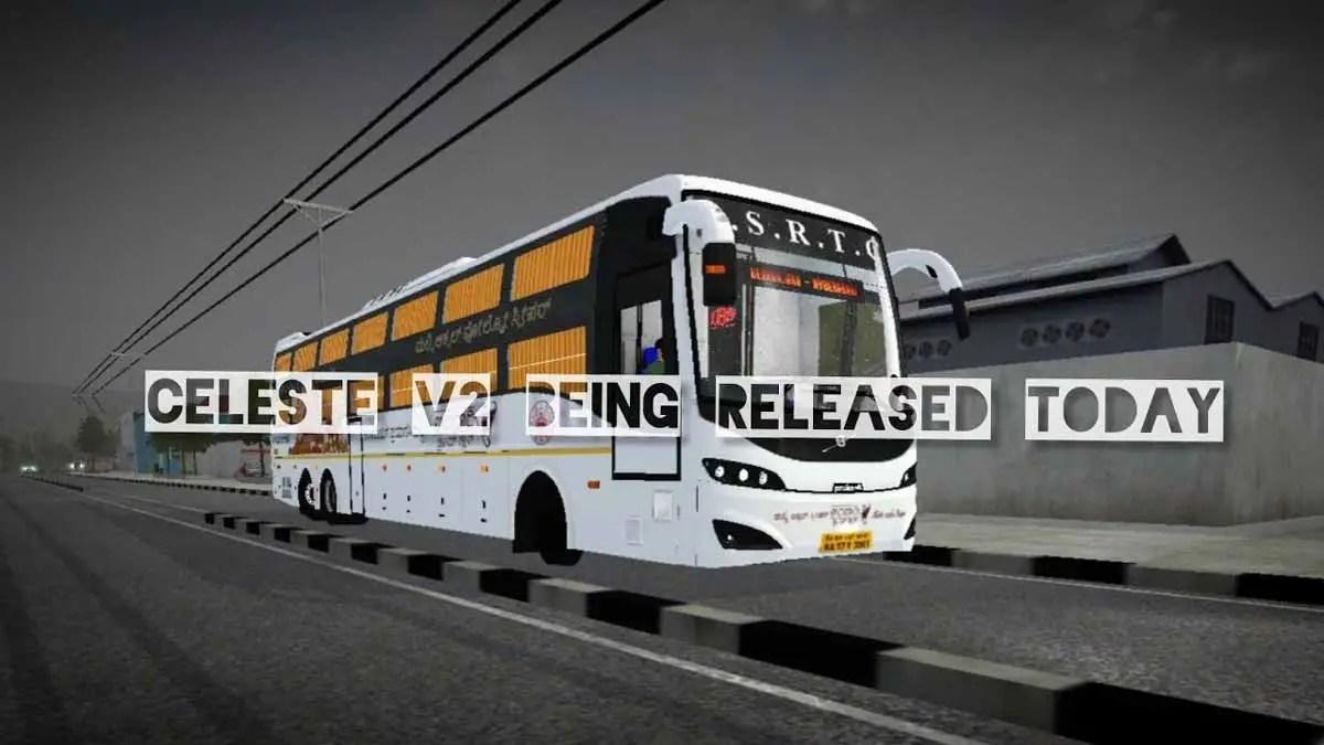 Download Prakash Celeste V2 Volvo Sleeper Bus Mod for BUSSID, Prakash Celeste V2 Volvo Sleeper Bus Mod, BUSSID Bus Mod, BUSSID Vehicle Mod, IBS Gaming, Indian Bus Mod BUSSID
