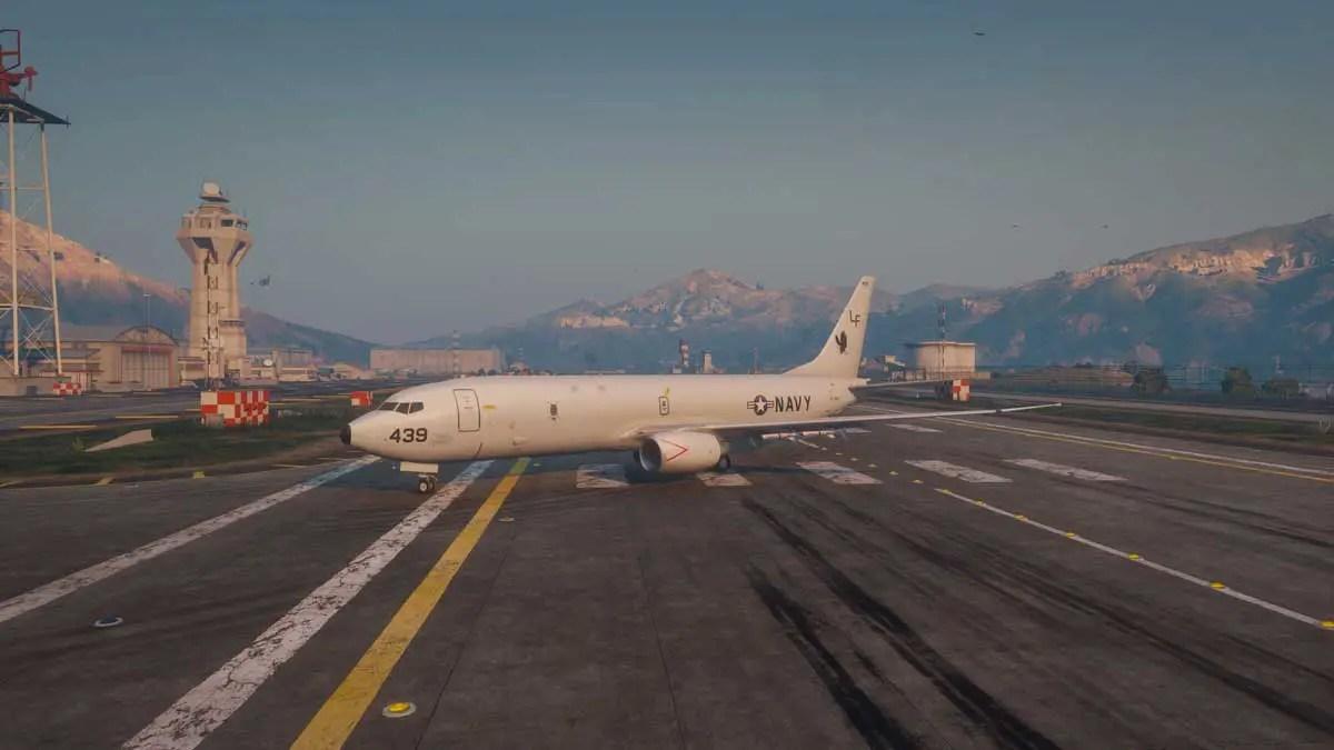 Download Boeing P-8A Poseidon Mod BUSSID, Boeing P-8A Poseidon Mod, Boeing, BUSSID Airplane Mod, BUSSID Vehicle Mod, MAH Channel