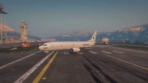 Download Boeing P-8A Poseidon Mod BUSSID, Boeing P-8A Poseidon Mod, Boeing, BUSSID Airplane Mod, BUSSID Vehicle Mod, MAH Channel