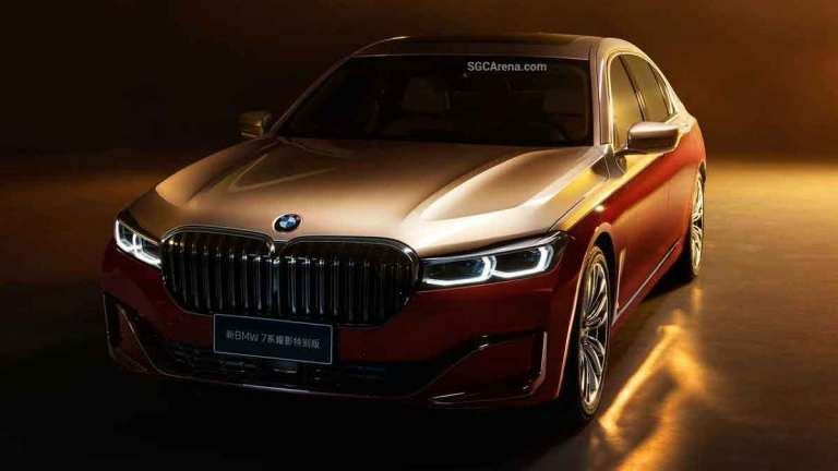 BMW 7 SERIES M760Li Car Mod BUSSID