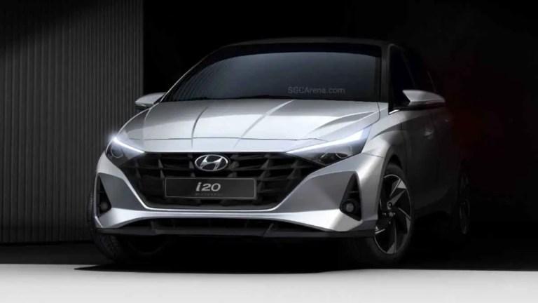 Hyundai i20 All New Car Mod BUSSID