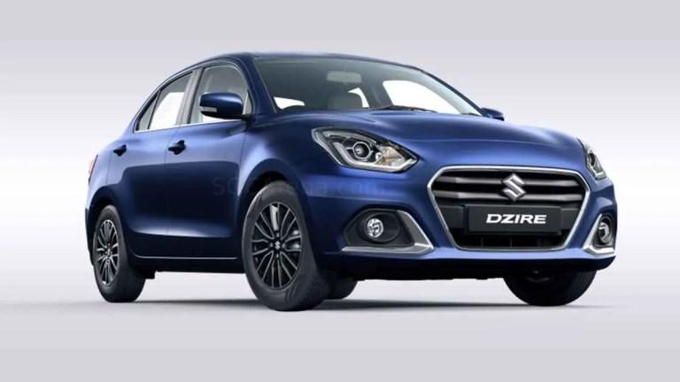 Maruti Suzuki Dzire 2020 Mod BUSSID