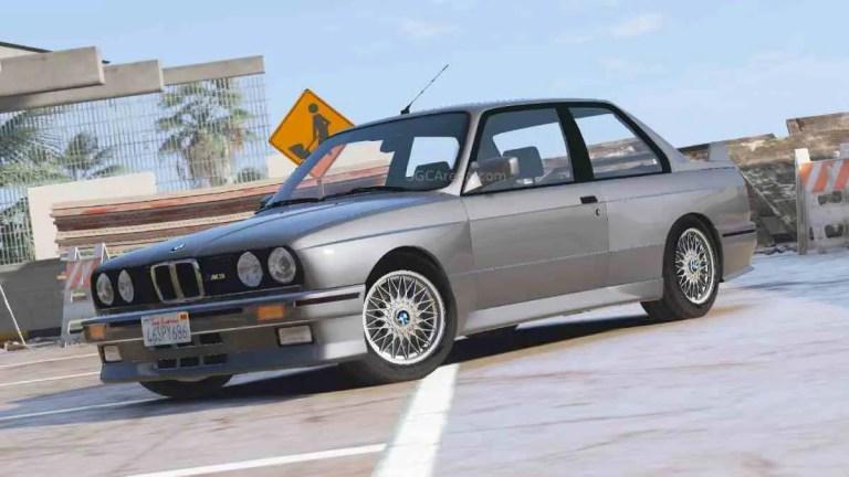 BMW M3 E30 Mod BUSSID