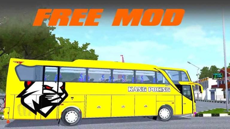 Jetbus 2 Ztom Bus Mod BUSSID