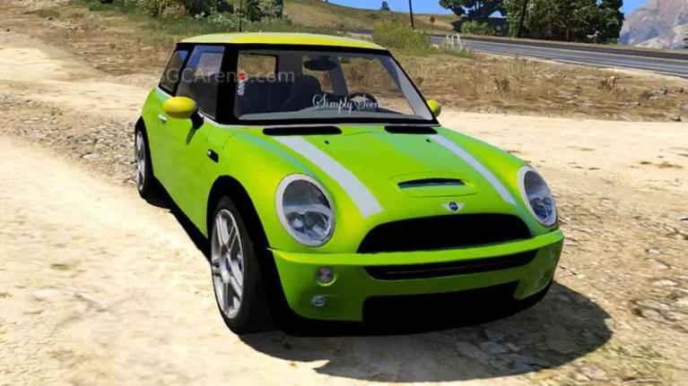 Mini Cooper S Euro Mod BUSSID