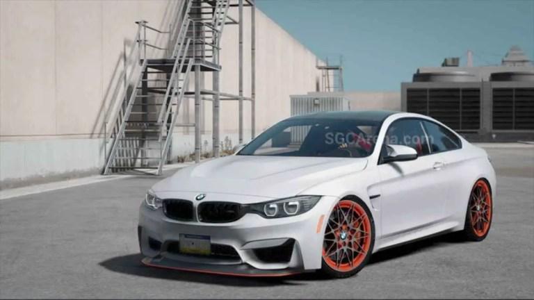 BMW M4 GTS F82 2016 Mod BUSSID