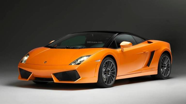 Lamborghini Gallardo LP 570-4 Superleggera Mod BUSSID