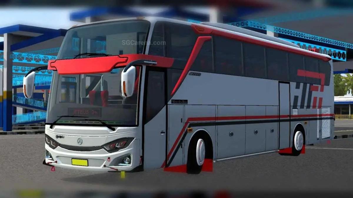 Download Jetbus 3+ SHD O500RS 1836 Gen 2 Mod BUSSID, Jetbus 3+ SHD O500RS 1836, BUSSID Bus Mod, BUSSID Vehicle Mod, JetBus3+, MD Creation