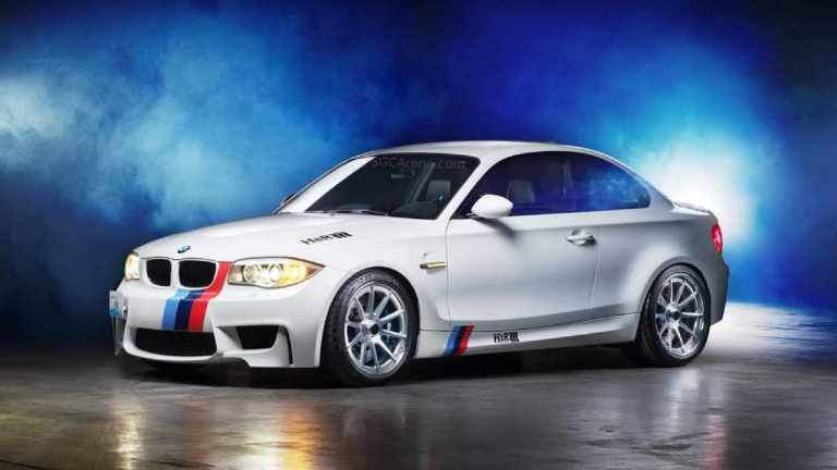 BMW 1 Series M Coupe 2011 Mod BUSSID