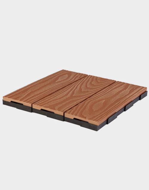 composite flooring ezclip natural teak