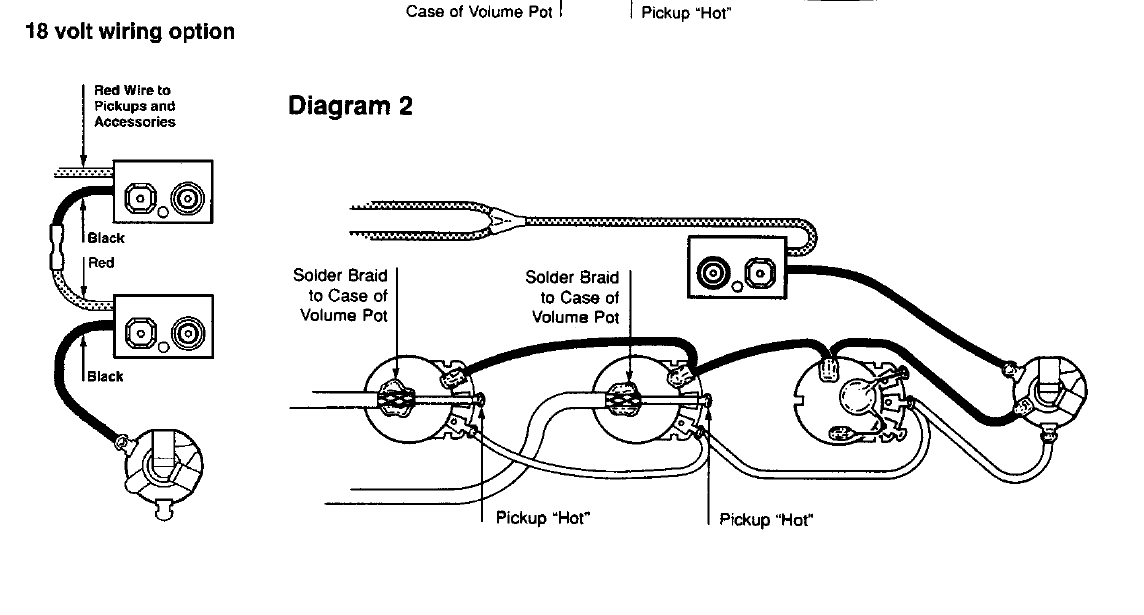 3 Wire Humbucker Wiring Diagram : 31 Wiring Diagram Images