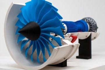 JE - Jet Engine Project